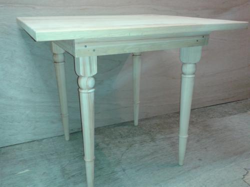 無上漆原木桌